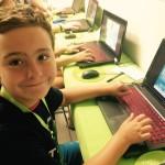Компьютерный лагерь в Массачусетском технологическом институте, США-8