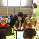 Компьютерный лагерь в Массачусетском технологическом институте, США-4