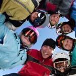Зимний горнолыжный лагерь с занятиями английским или французским языком во Франции-13