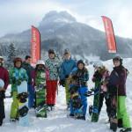 Детский горнолыжный лагерь в Австрии-2