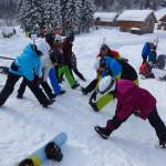 Детский горнолыжный лагерь в Австрии-6