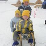 Детский горнолыжный лагерь в Австрии-7