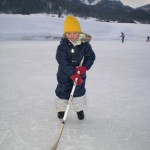 Детский горнолыжный лагерь в Австрии-9