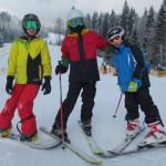 Детский горнолыжный лагерь в Австрии-12