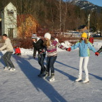Детский горнолыжный лагерь в Австрии-11