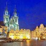 Зимние каникулы в Праге-2