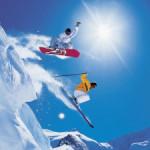 Зимний горнолыжный лагерь с занятиями английским или французским языком во Франции-2