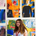 Творческий лагерь Живопись с уроками английского в Великобритании-3