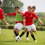 Футбольный лагерь клуба Манчестер Юнайтед в Великобритании-1