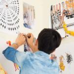 Творческий лагерь Живопись с уроками английского в Великобритании-4