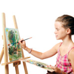 Творческий лагерь Живопись с уроками английского в Великобритании-11