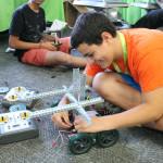 Компьютерный лагерь в Стэнфордском Университете, США-4