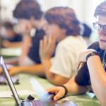 Компьютерный лагерь в Стэнфордском Университете, США-8