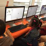 Компьютерный лагерь в Стэнфордском Университете, США-6