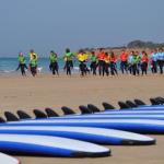 Детский летний лагерь Серфинг на побережье Коста-де-ла-Лус, Испания-10