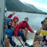 Приключенческий лагерь на озере Цель-ам-Зее в Австрии-10