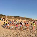 Детский летний лагерь Серфинг на побережье Коста-де-ла-Лус, Испания-9