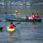 Приключенческий лагерь на озере Цель-ам-Зее в Австрии-9