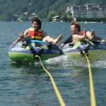 Приключенческий лагерь на озере Цель-ам-Зее в Австрии-7