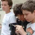 Детский летний кинолагерь в Швейцарии-2