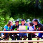 Компьютерный лагерь в Стэнфордском Университете, США-3