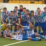 Академия футбола в Севилье, Испания-3