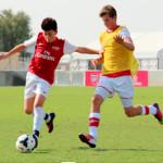 Футбольный лагерь клуба Арсенал в Марбелье, Испания-1