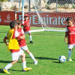 Футбольный лагерь клуба Арсенал в Марбелье, Испания-2