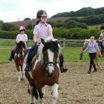 Верховая езда и испанский язык в летнем лагере в Марбелье, Испания-1