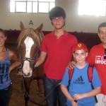 Верховая езда и испанский язык в летнем лагере в Марбелье, Испания-5