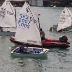 Водные виды спорта в летнем лагере в Аликанте, Испания-4