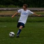 Футбольный лагерь в США-2