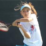 Теннисный лагерь в США-1