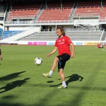 Международная футбольная академия в Праге, Чехия-2