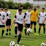 Международная футбольная академия в Праге, Чехия-4