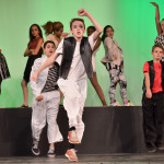 Танцевальный лагерь в США-9