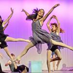 Танцевальный лагерь в США-1