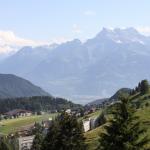 Танцевальный лагерь в Швейцарии -2