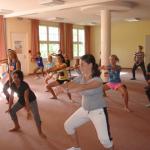 Танцевальный лагерь в Швейцарии -7