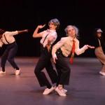 Танцевальный лагерь для девочек в США -1