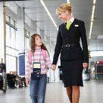 Путешествие ребенка без сопровождения родителей