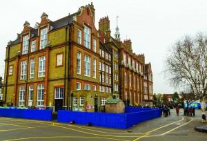 Fulham School школа в Лондоне